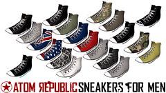 MaleSneakersBillboard