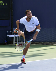 2013 US Open (Tennis) - Michael Llodra