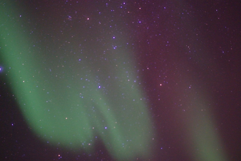 Aurora over Concordia.