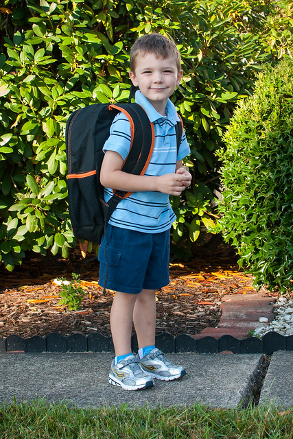 Brandon & His Backpack