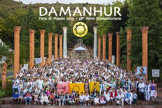 Damanhur Foto di Popolo 2013