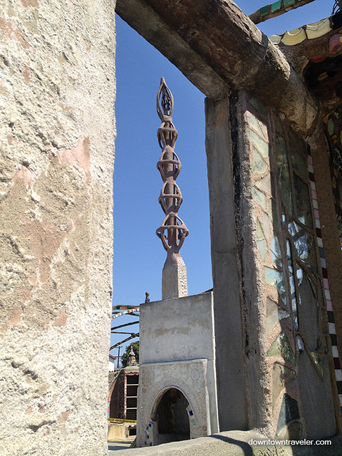 Los Angeles Watts Towers 19