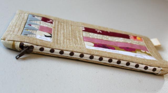 Vintage Pencil Case