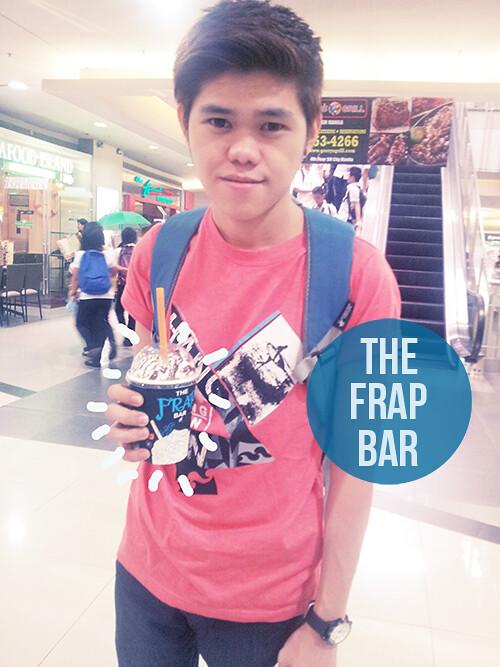 deej filipino product review, the frap bar sm manila