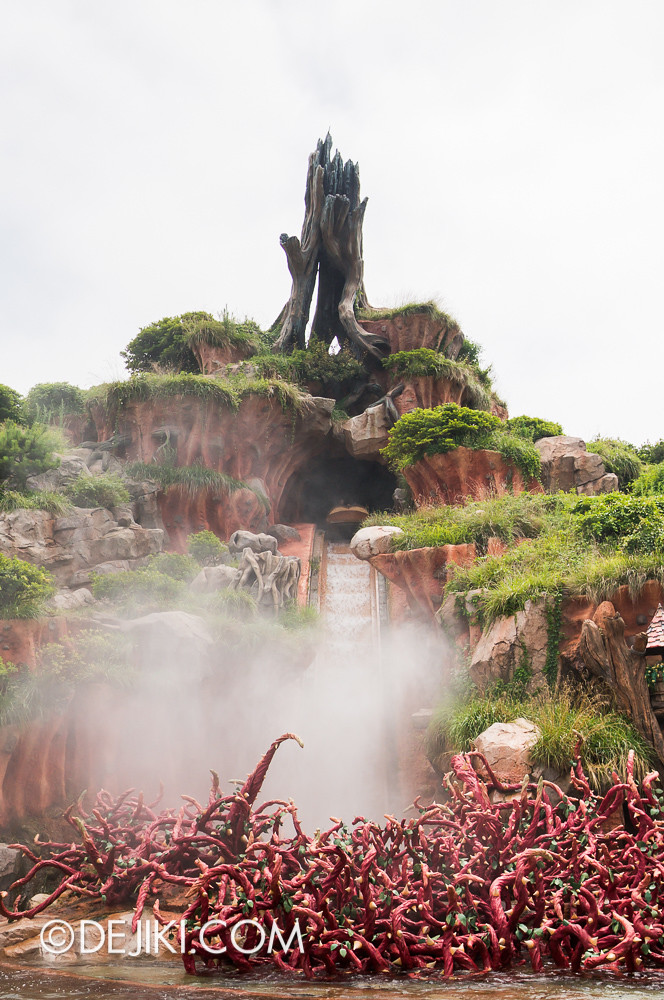 Splash Mountain - The Drop