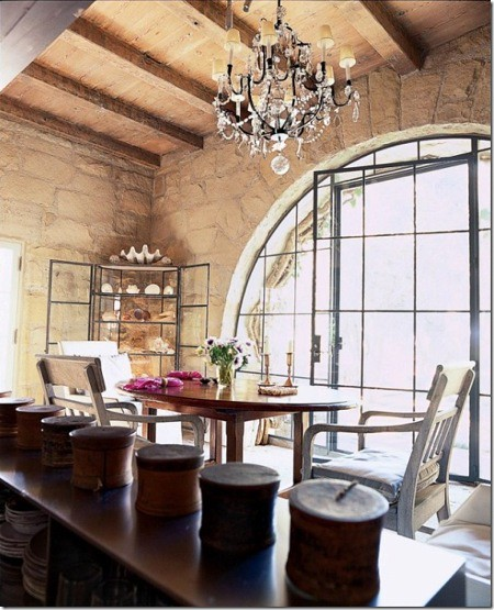 Dining Room Window: Things That Inspire: Arched Steel Doors And Windows