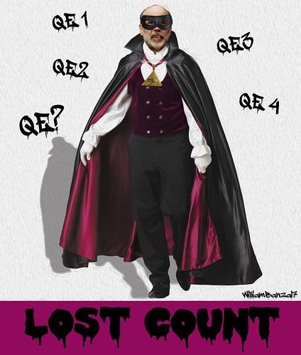 THE LOST  COUNT by WilliamBanzai7/Colonel Flick