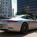2013 Porsche 911 Carrera 4S GT Silver PDCC 7spd Beverly Hills 1449