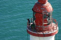 Beachy Head Lighthouse Saves the Stripes 23/09/2013