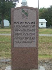 Robert Rogers Historic Marker