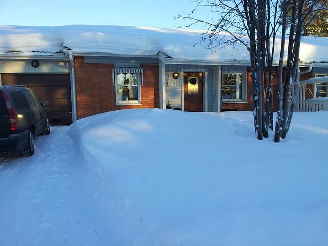 My house - Jan 13 2013