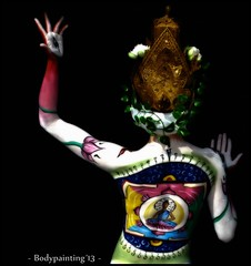 - Bodypainting´13/42 -