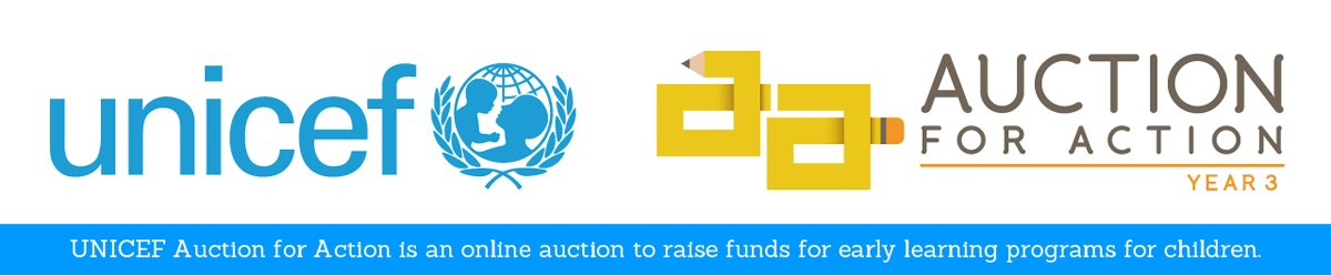 UNICEF Auction for Action Year 3 on eBay_1200