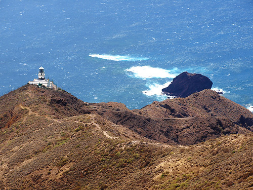 Lighthouse Anaga, Tenerife