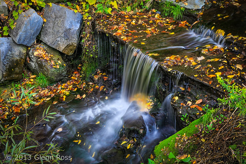 autumn ny newyork flow waterfall stream unitedstates fingerlakesregion newfieldhamlet