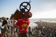 Kai Otton is your 2013 Moche Rip Curl Pro Portugal Champion!