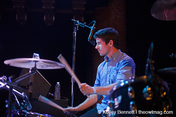 The Dodos @ Great American Music Hall, SF 10/16/13