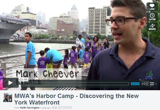 Click here to watch a video about the Harbor Camp!