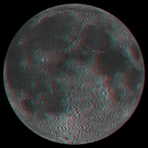 3D Moon! by NASA Goddard Photo and Video