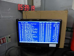 Birkett 6 hr Relay, Silverstone. 26Oct13