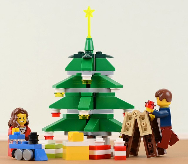 Merry Christmas from Brickset!