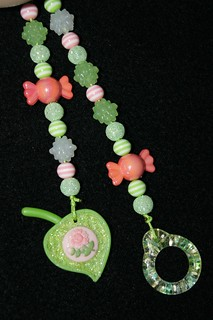 Mint Julep Custom #167 ~ Pullrings & Charms