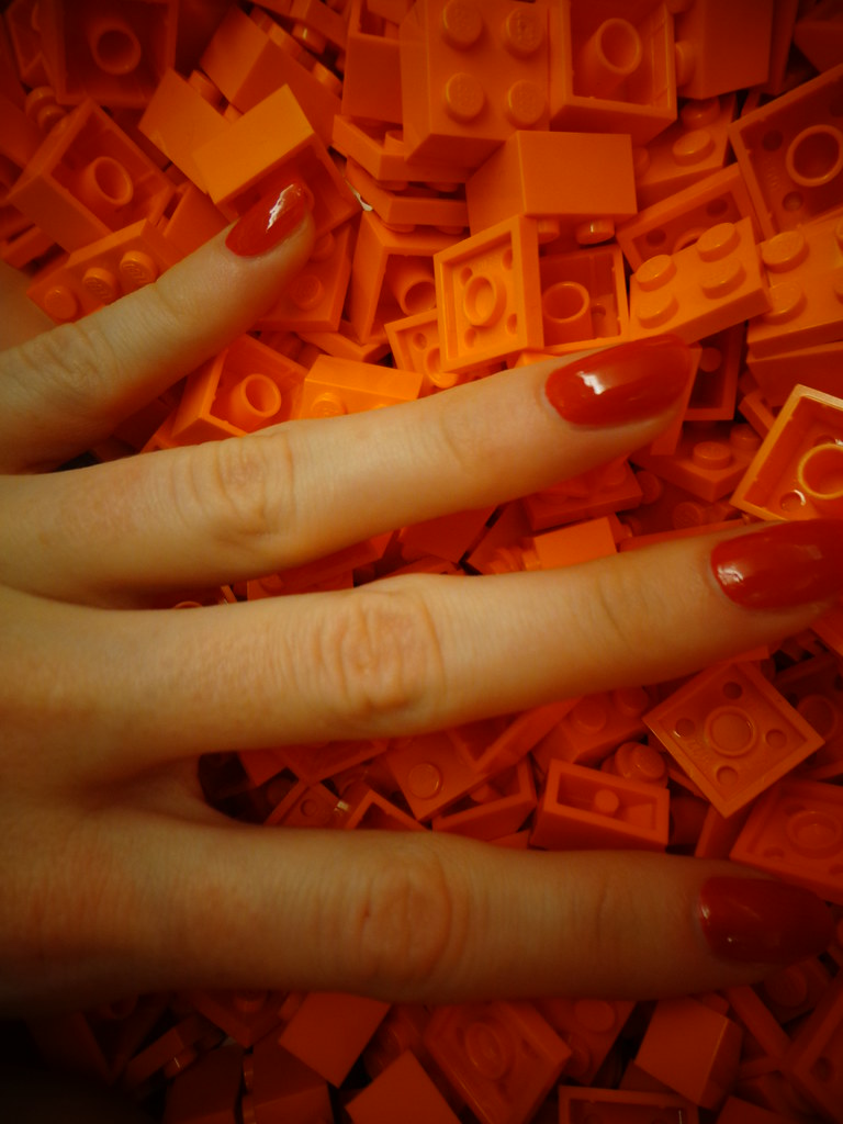 Red Nails and Legos 1
