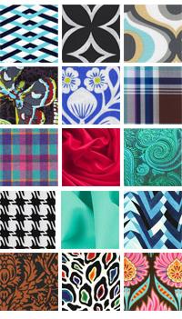 tkaniny dostępne w Szyjemy Sukienki