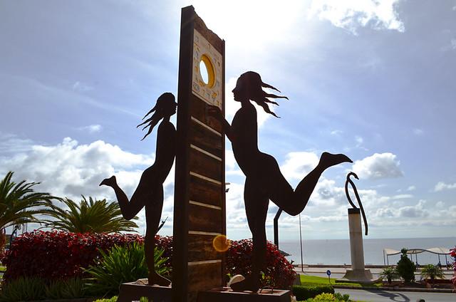 Dancing Girls, Puerto del Rosario, Fuerteventura