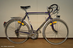 a Peugeot bicycle