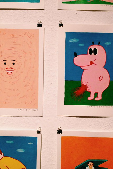 some pieces from Joan Cornellà