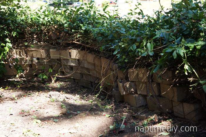 Retaining Wall Removal 3