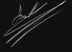 signature négatif def