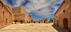 Castillo cristiano (Almería, España)