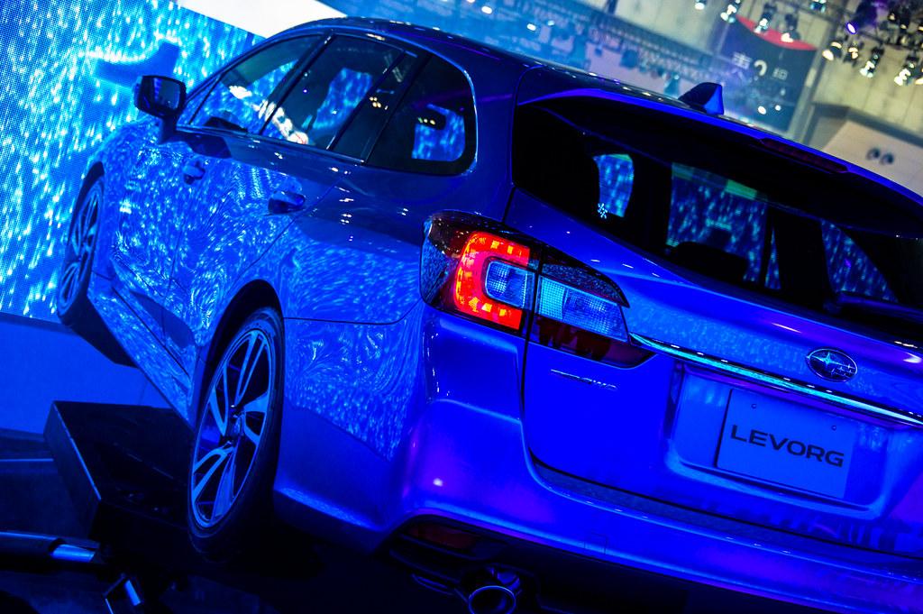 Tokyo MotorShow 2013 SUBARU