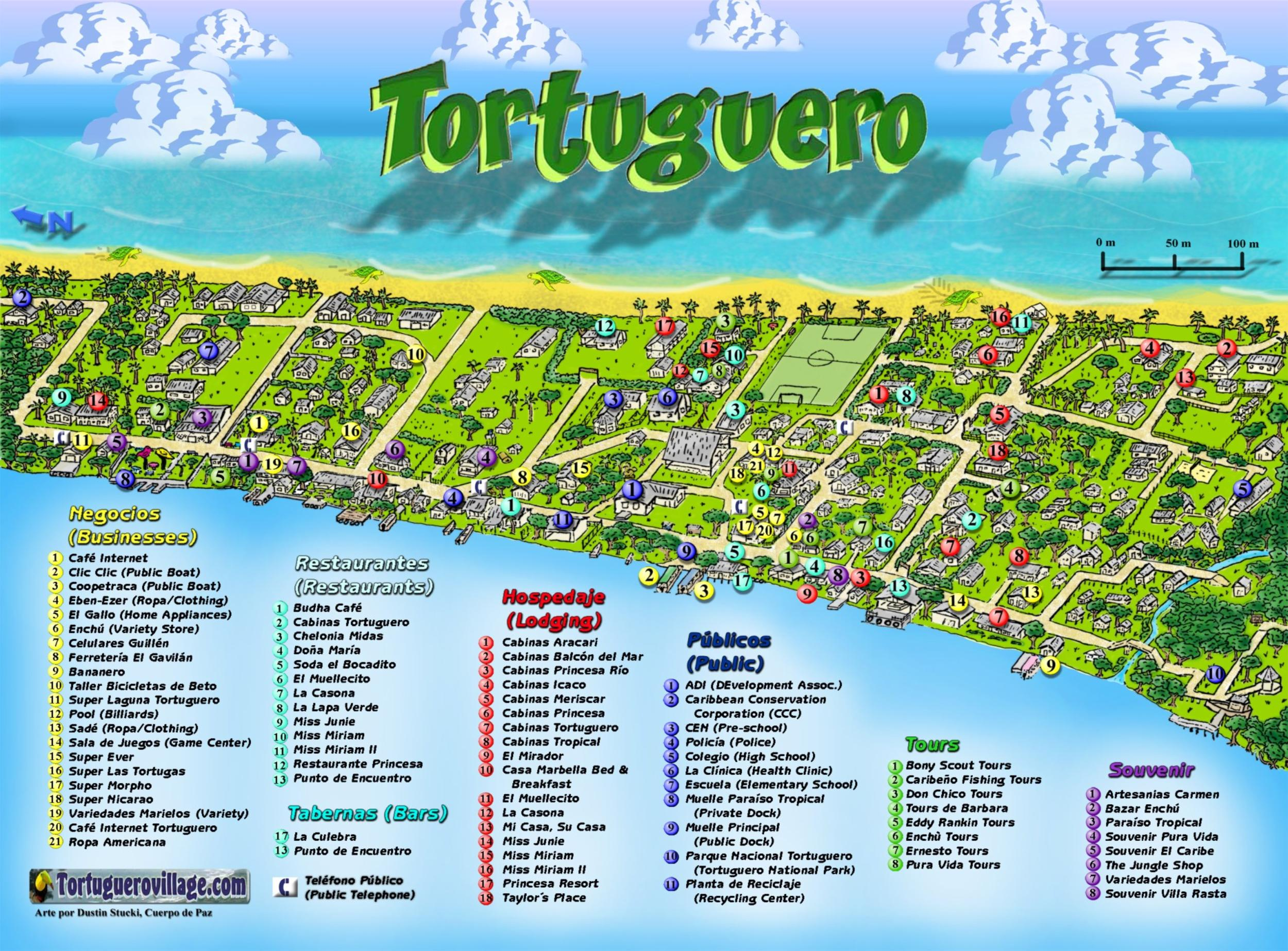 Tortuguero - 11015064035 694707e0e4 o - Tortuguero, entre la tranquilidad y la vida salvaje