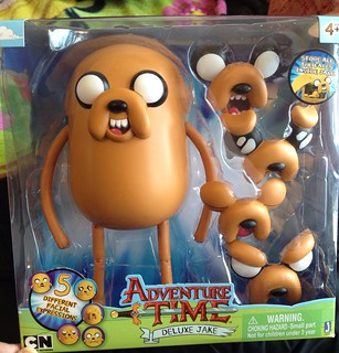 Adventure Time: Deluxe Jake