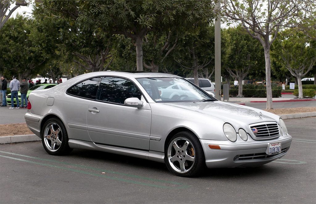 2002 mercedes benz amg clk430 coupe w208 a photo on. Black Bedroom Furniture Sets. Home Design Ideas