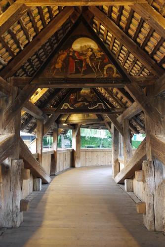 Spreuer Bridge - The Paintings