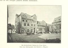 """British Library digitised image from page 511 of """"Alt-Kiel in Wort und Bild ... Mit ... Abbildungen und Plänen"""""""