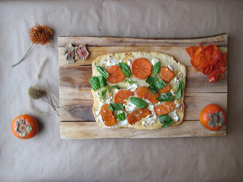 About     Contact  The Tale of the Persian Persimmon Pizza -4