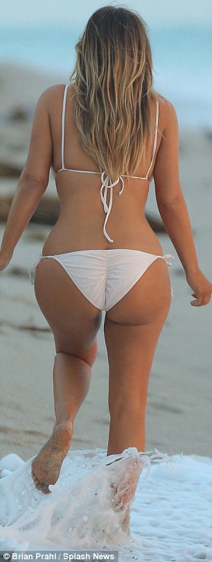 kim kardashian before and after bikini photos (1)