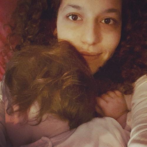 ♥ c'est l'heure de la sieste avec bébé ♥ #baby #bebe #allaitement #ourlittlefamily #france