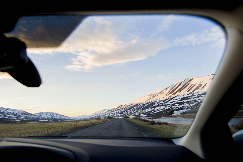 road trip Iceland