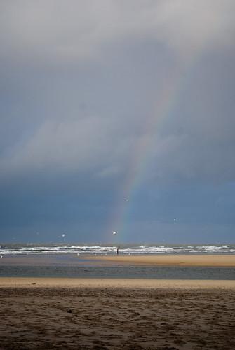 Rainbow day Texel