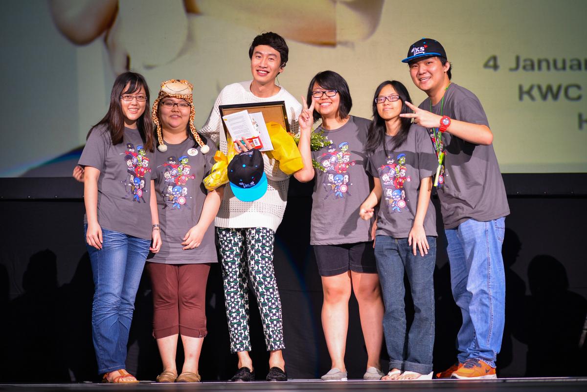 Lee Kwang Soo Fan Meeting in Malaysia - TianChad-5754