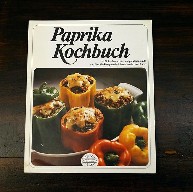 Paprika Kochbuch
