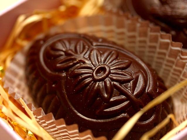 Uova di Cioccolato Fatte in Casa