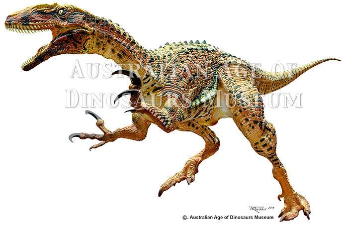 MedBanjo4/property of Australian Age of Dinosaurs Museum