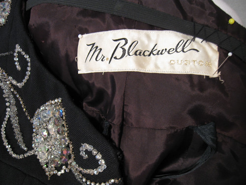 Label MrBlackwell